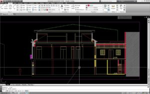 autocad drawing course