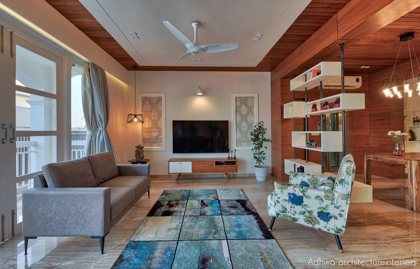 Residence Interior Designer in Dwarka  Home Interior  Traditional Interior